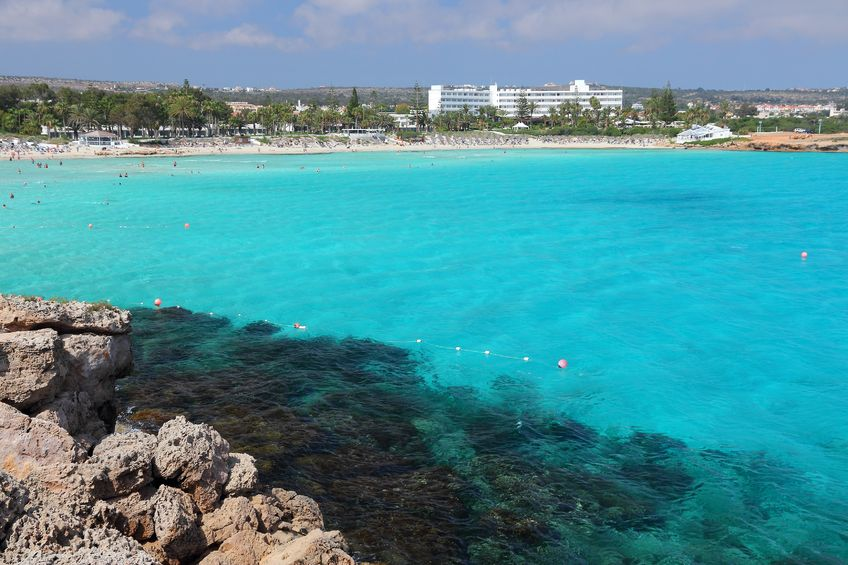 Ayia Napa Square Nissi Beach