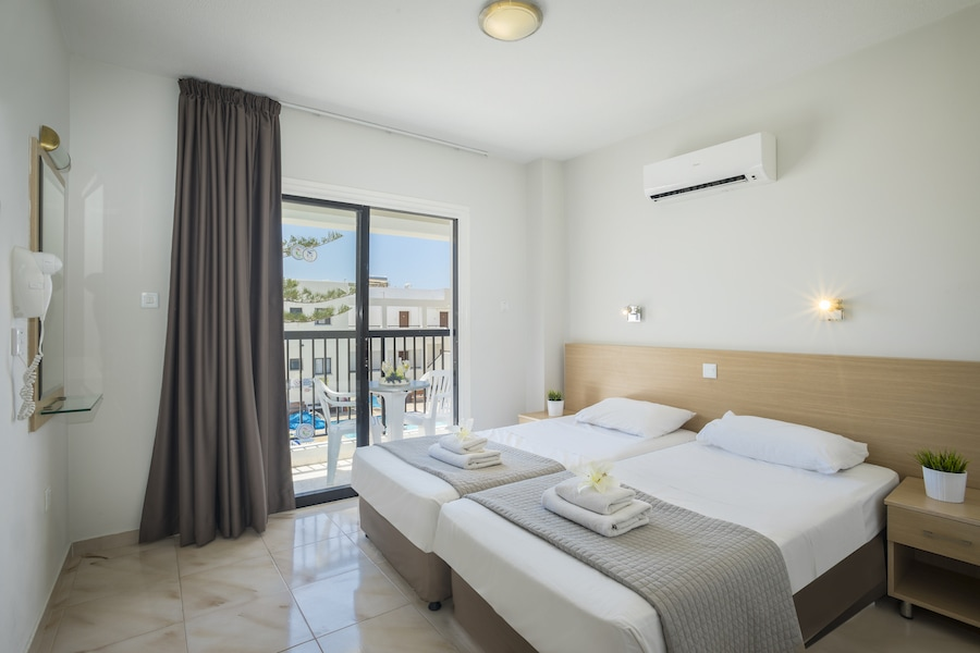 One Bedroom Apartment Christabelle Hotel Apartments Ayia Napa Cyprus
