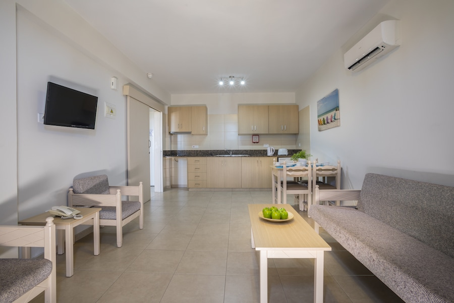 Two Bedrooms Apartment | Christabelle Hotel Apartments, Ayia Napa, Cyprus